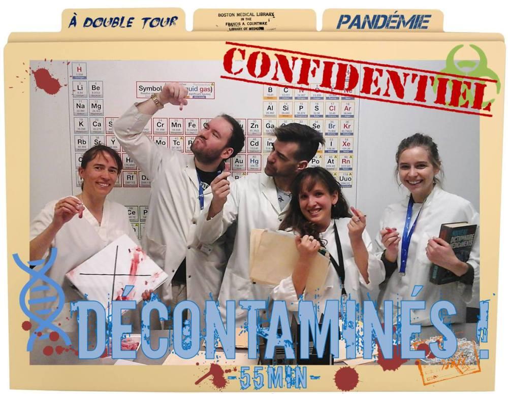 A-Double-Tour-Pandemie