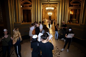 TF1, SOIREE INSIDE OPERA, 4 JUIN 2018, OPERA GARNIER, PARIS