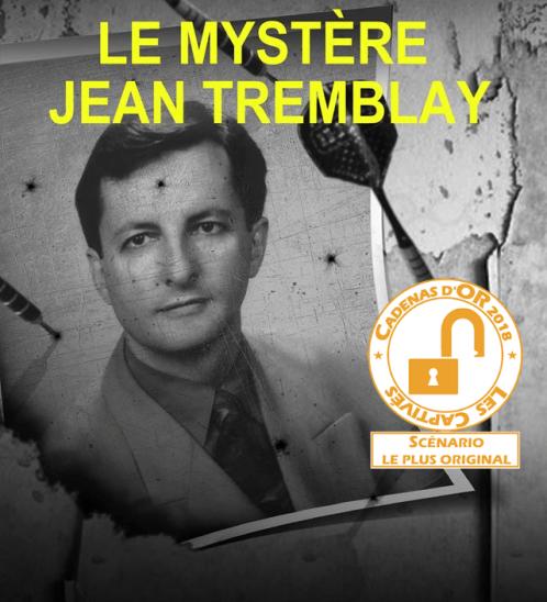 Escaparium-Saguenay-le-mystère-jean-tremblay CADENAS DOR