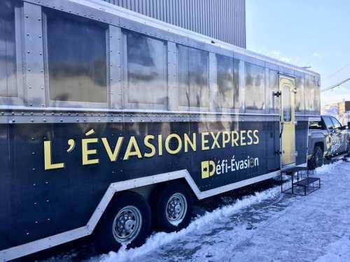 l'évasion express defi evasion
