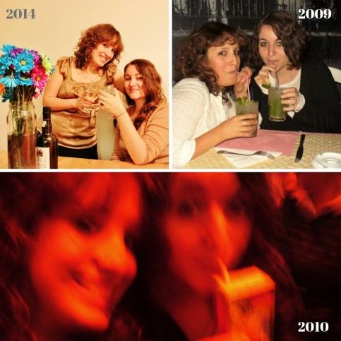 Solène_Jess 10 ans de soirée