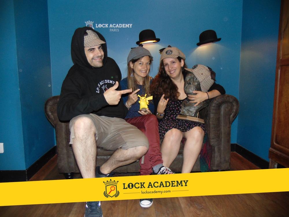 Lock-Academy- EXAMEN-2019-08-13