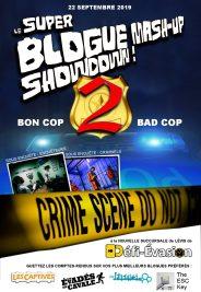 super blogue mash-up showdown 2