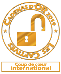 CADENAS DOR 2019 coup de coeur international petit