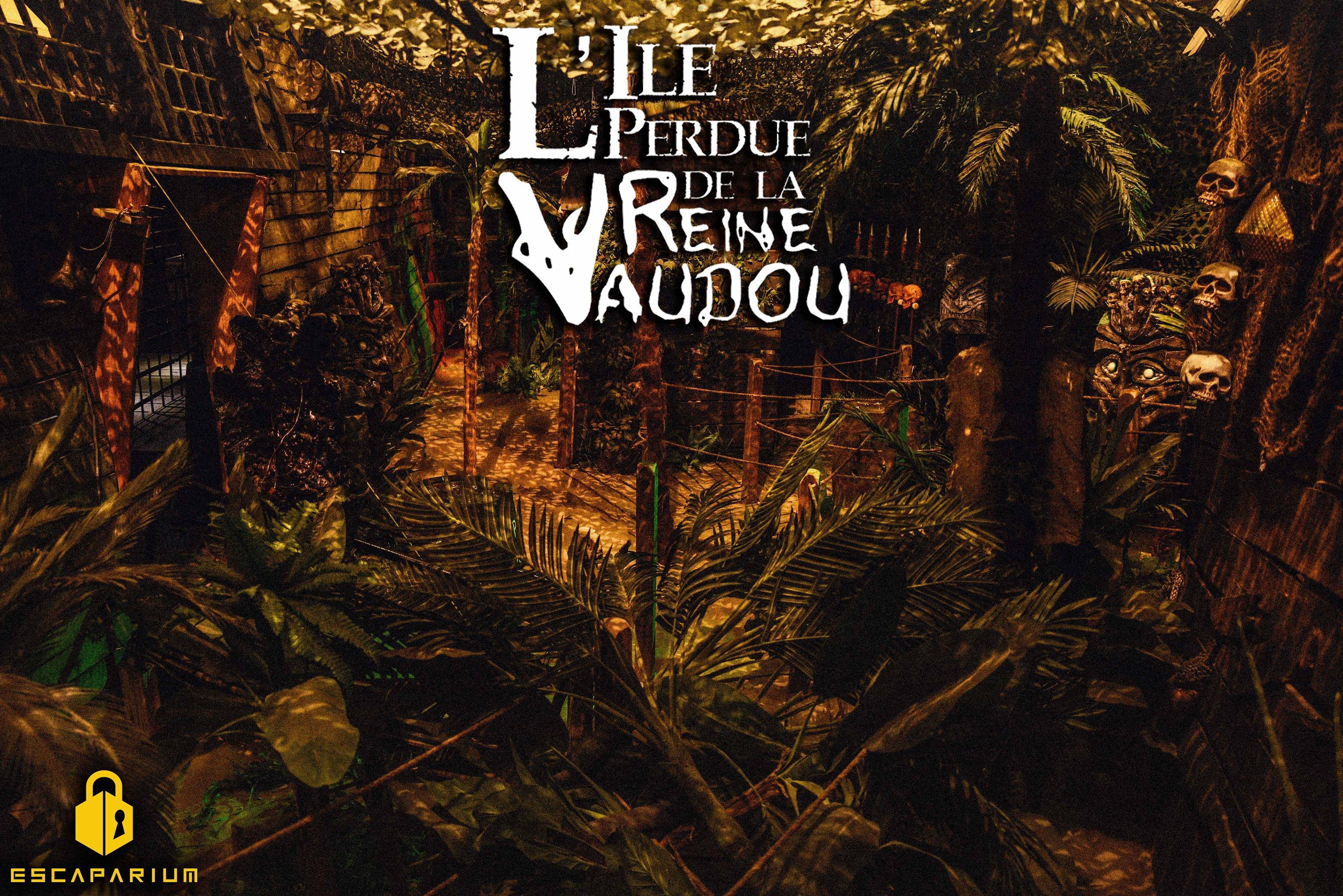 Escaparium_reine_vaudou-jungle